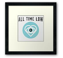 Future Hearts Framed Print