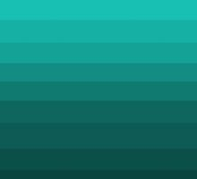 Teals in lines  by gogofchainsaw