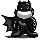 Batman X The Glorious Monster by popephoenix