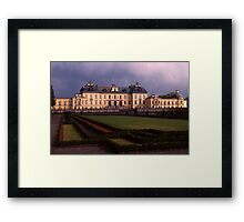 Drottingholm Palace, Sweden Framed Print
