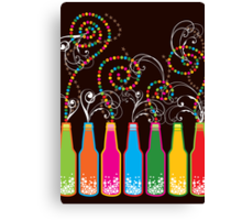 Bubbly Celebrations! Canvas Print