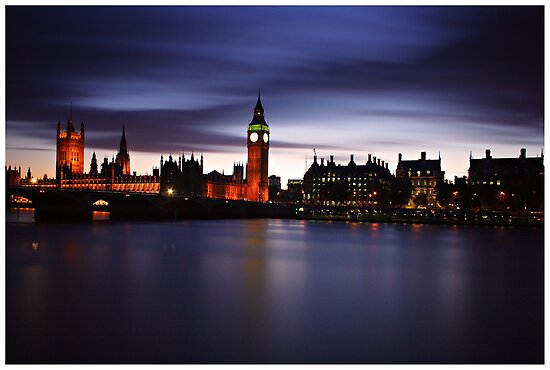 London Calling by Tony Elieh