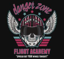 Danger Zone Flight Academy by beware1984