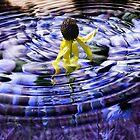 Liquid Flower XI by EbelArt