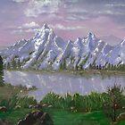 Teton Splendor by Sarah Jurgens