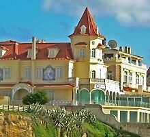 estoril houses by the beach by terezadelpilar~ art & architecture