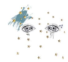 Starry Eyed Photographic Print