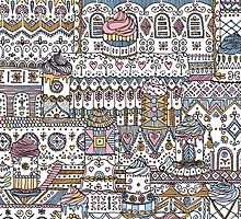 Candy Kingdom by Corinna Djaferis
