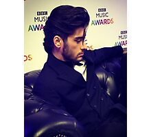 Zayn Music Awards Photographic Print