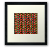 Colour Wheel-Available As Art Prints-Mugs,Cases,Duvets,T Shirts,Stickers,etc Framed Print