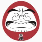 Daruma Tee - Original by shiro