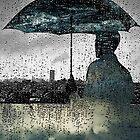 rain sonnet by Loui  Jover