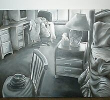 A Lack of Color-Autobiography of a girl's room by WendyXu
