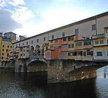 Ponte Vecchio by julie08