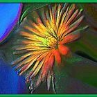 Painted Flower by George  Link