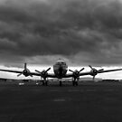 DC-6A by Mark Mitrofaniuk