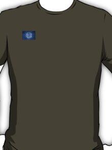 Grunge Flag Of Europe T-Shirt