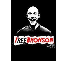 Free Charles Bronson v2 Photographic Print