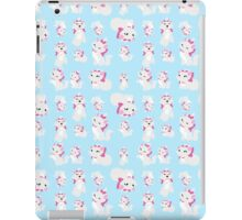 Marie, No Outline Pattern - The Aristocats iPad Case/Skin
