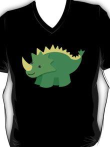 Cute little GREEN Dinosaur T-Shirt