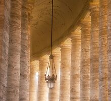 Vatican Column by Heather Parsons