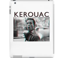 Jack Kerouac iPad Case/Skin