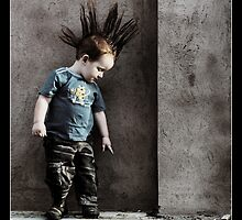 Punx not dead ... he just hasn't grown up yet.. by fred  funkeldink
