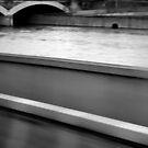 Paris by Bus - Quai de Seine - by Pascale Baud
