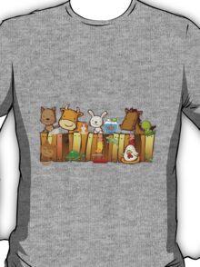 Animal Fence T-Shirt