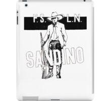Sandino Tee iPad Case/Skin