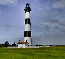 Bodie Island Lighthouse by Andy Mueller