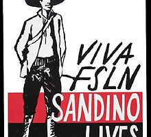 Sandino Lives! by Wombatworks