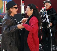 Again at Rue Mouffetard by Segalili