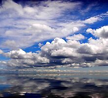 Cloudy Day by Cheryl Dunning