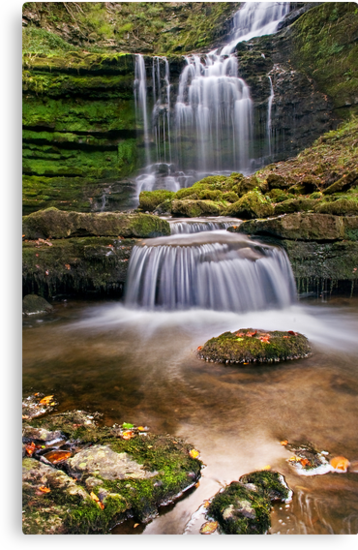Scalebar Force, Settle, Yorkshire Dales by Steve  Liptrot
