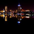 Boston, MA Skyline by George Parapadakis (monocotylidono)