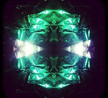 Emerald Sparkles by PiscesAngel17