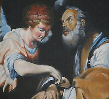 The Release of St Peter by Joseph Colella