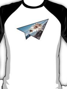 Paper Airplane 33 T-Shirt