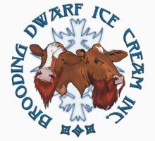 Brooding Dwarf Ice Cream by Munchflower