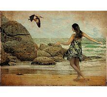 Island Girl Photographic Print