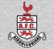 Airdrieonians badge 1 by Airdrieonians