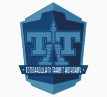 Tomorrowland Transit Authority - Peoplemover Kids Clothes