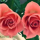 HAPPY VALENTINE'S DAY by Marilyn Grimble