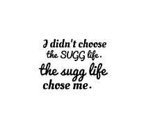 didn't choose the Sugg life, the SUGG life chose me by suggletdeyesx