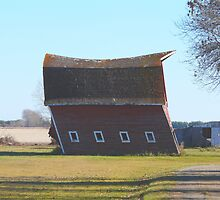 I'll Huff and I'll Puff and I'll BLOW this Barn Down! by MaeBelle