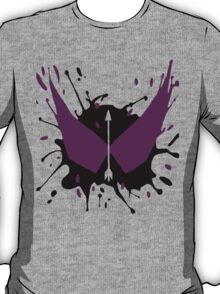 Hawkeye Splatter T-Shirt