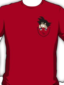 Pocket Goku T-Shirt