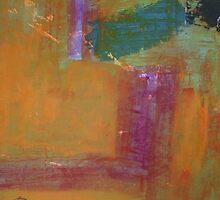 BIG ORANGE(C2007) by Paul Romanowski