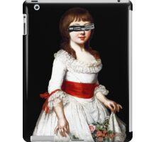 Duchess Charlotte Frederica of Mecklenburg-Schwerin iPad Case/Skin